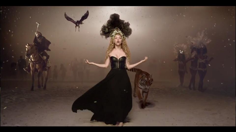 """Shakira & Activia """"Lalala (Brazil2014)"""""""